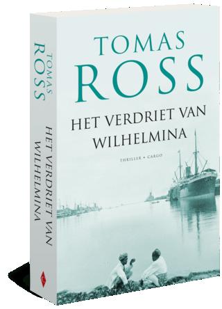 Haat, liefde en jaloezie in Ross' 'Het verdriet van Wilhelmina' 112