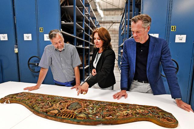 Koloniale collectie stelt musea voor de vraag: Wat te doen met onze roofkunst? 1122