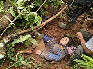 Five feared dead, dozens buried in Brebes landslide 167
