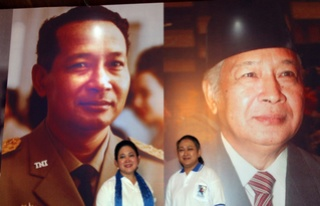 Daughters celebrate 'Soeharto month' at TMII 177