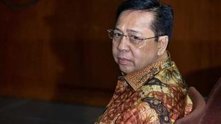 Ex-parlementsvoorzitter Indonesië cel in 191