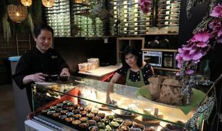 Smaak en presentatie top bij restaurant Tot Zo Indonesia 194