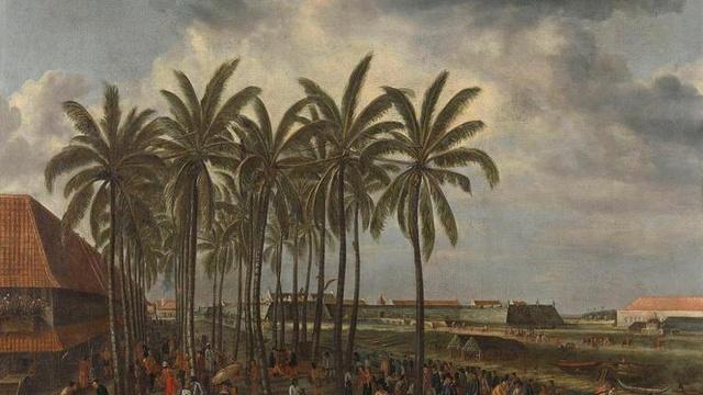 Beeldende kunst: waterverf-kopieën naar Indië-vaarder Andries Beeckman in het Rijksmuseum 195