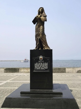 New 'comfort women' memorial removed from thoroughfare in Manila under pressure from Japanese Embassy 198