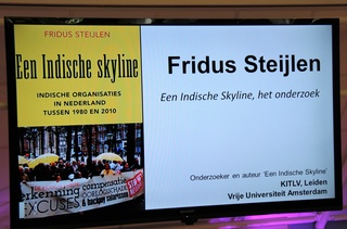 Boekpresentatie Een ndische Skyline, Fridus Steijlen Img_0013