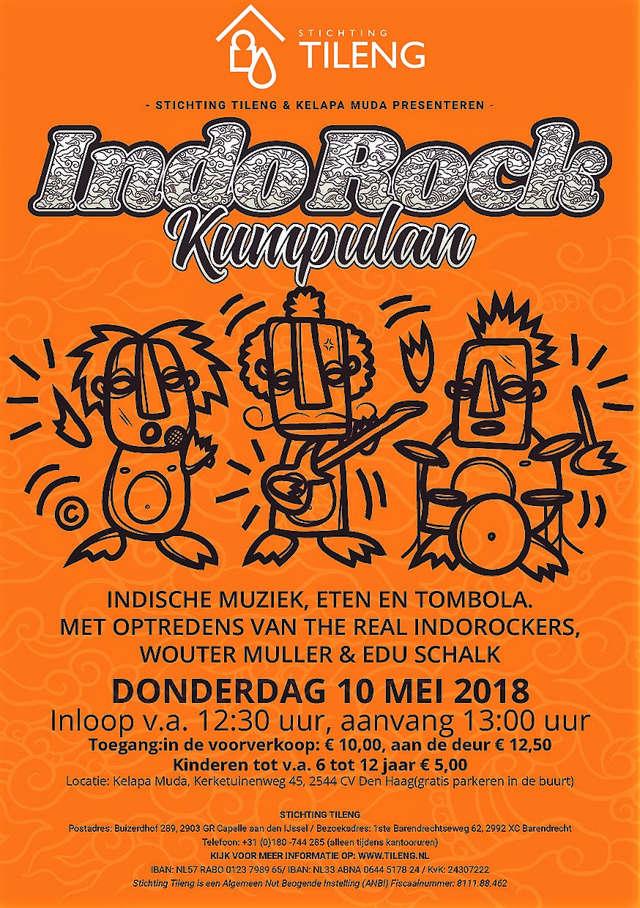 10 mei 2018 Benefiet t.b.v. Stichting Tileng Kumpul10