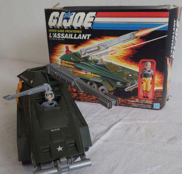 Sujet pour Vendre ou Acheter des Jouets G.I. Joe Captur25