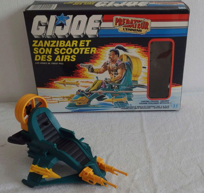 Sujet pour Vendre ou Acheter des Jouets G.I. Joe Captur28
