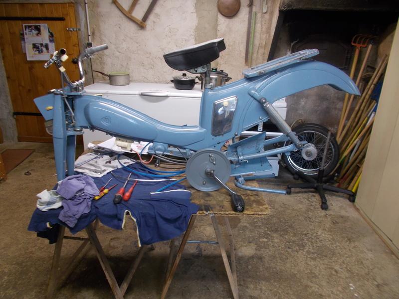 Motobécane AV88 15170410