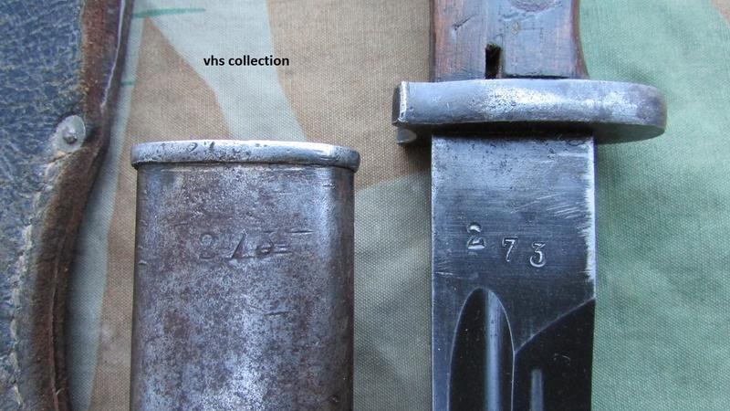 Ma collection de baïonnettes de K98K :  m à j du 17/04/2021 - Page 4 Img_8811