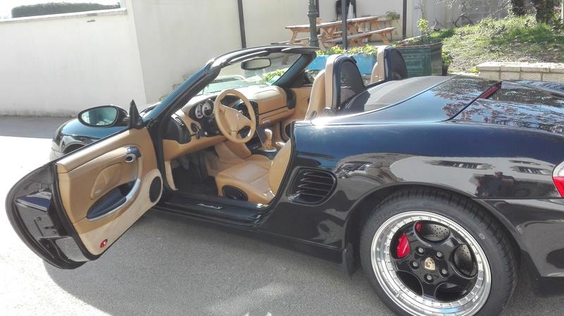 Porsche boxster S 986  Img_2098