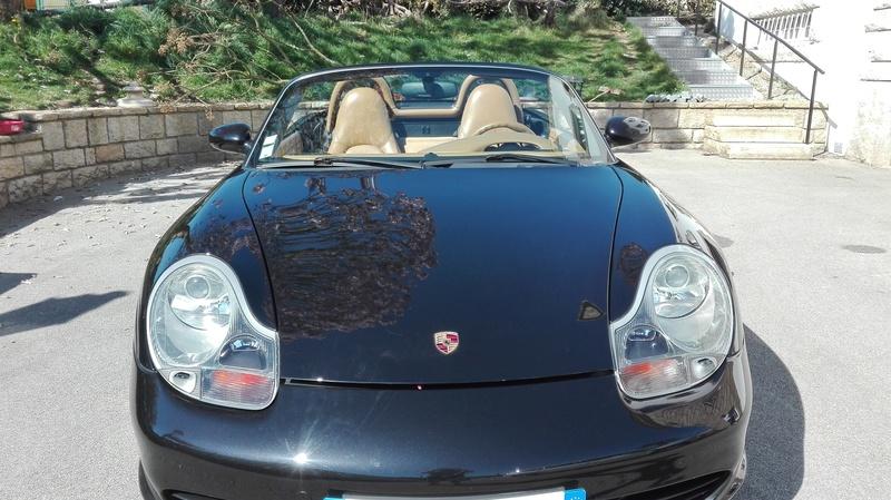 Porsche boxster S 986  Img_2100
