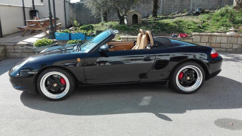 Porsche boxster S 986  Img_2101