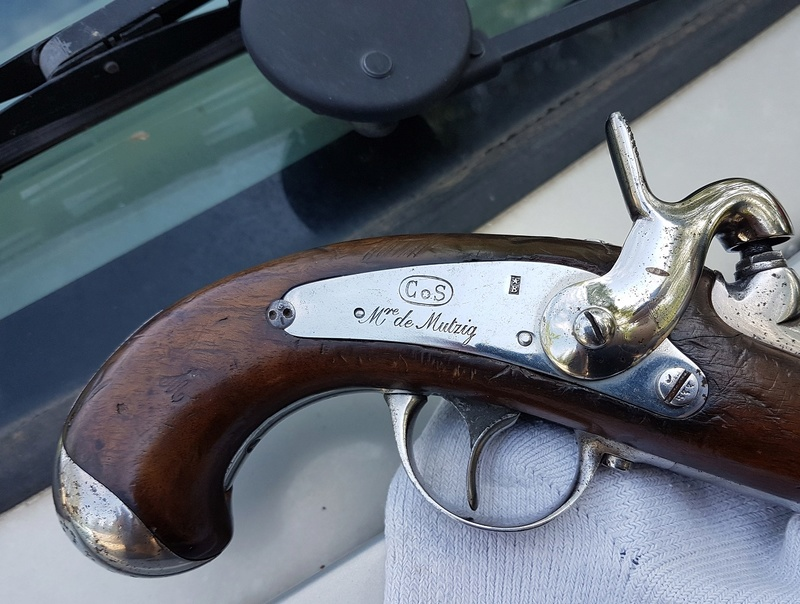 mutzig pistolet 1842 mais... 20180510