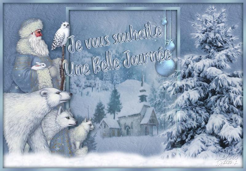 Défi que j'ai lancé moi même dans Bonjour/Bonne journée Hiver hiver_52