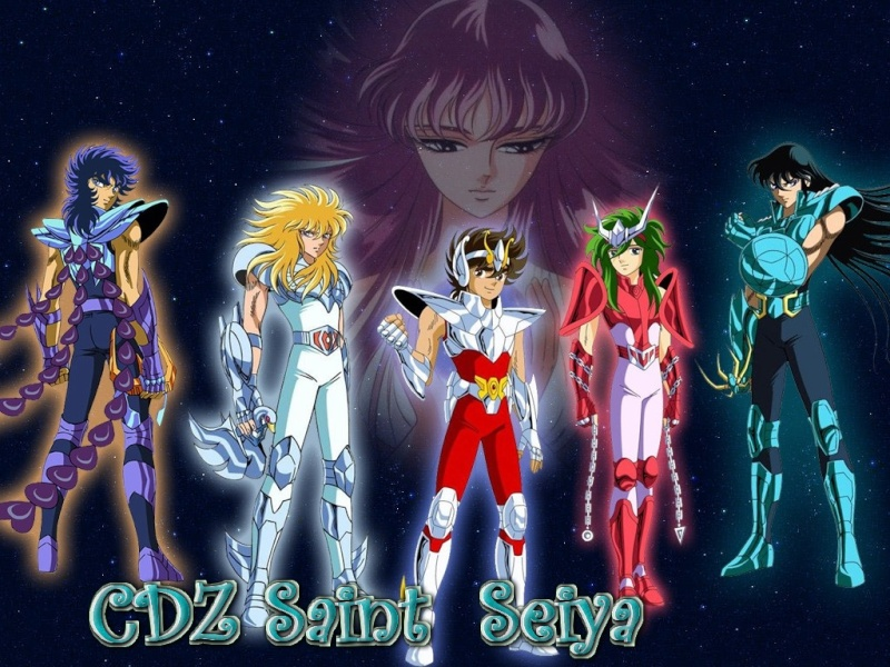 Saint Seiya - Forum