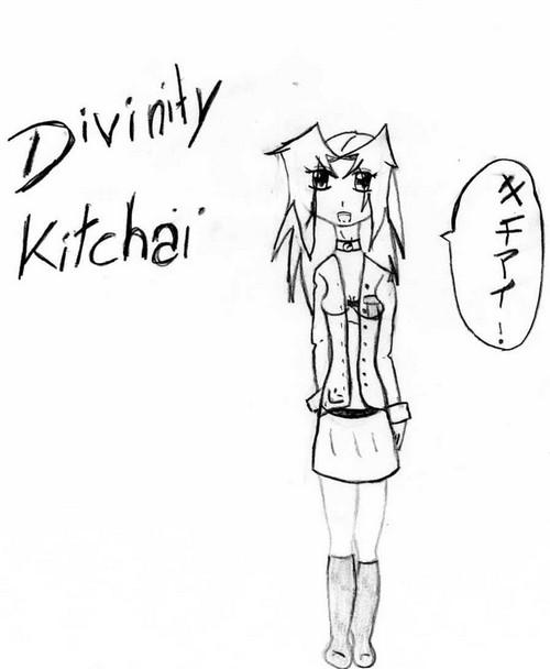 Kitchai Divinity Dessin10