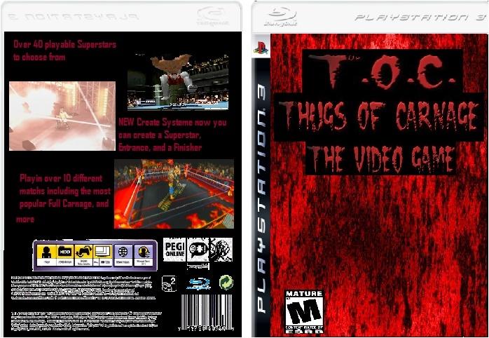 TOC Video Game Toc_ne13