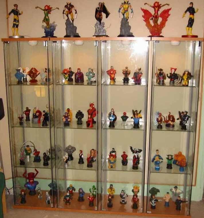 La collection de Hulk Collec10