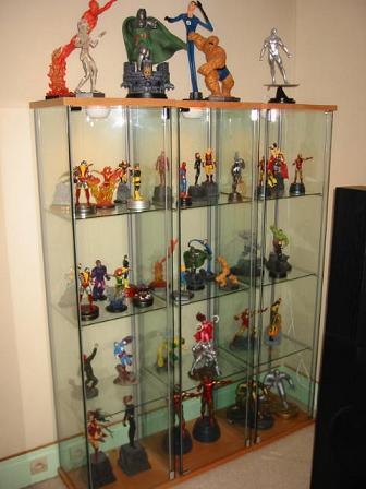 La collection de Hulk Collec12