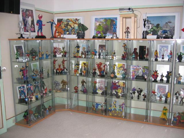 La collection de Hulk Collec13