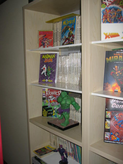 La collection de Hulk Collec14