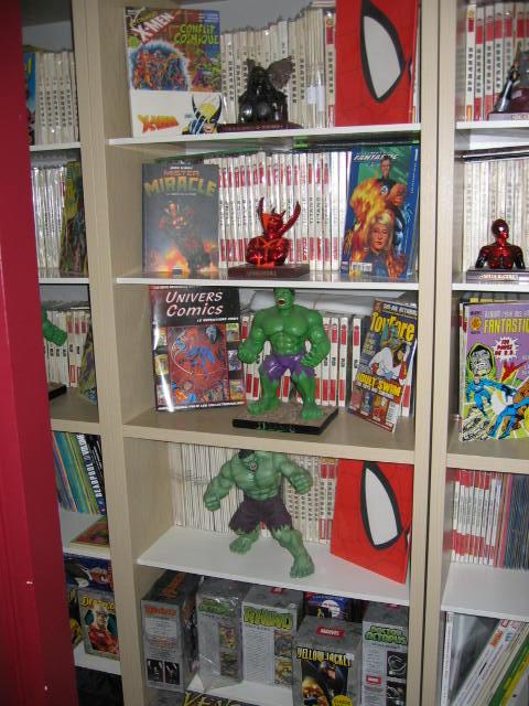 La collection de Hulk Collec15