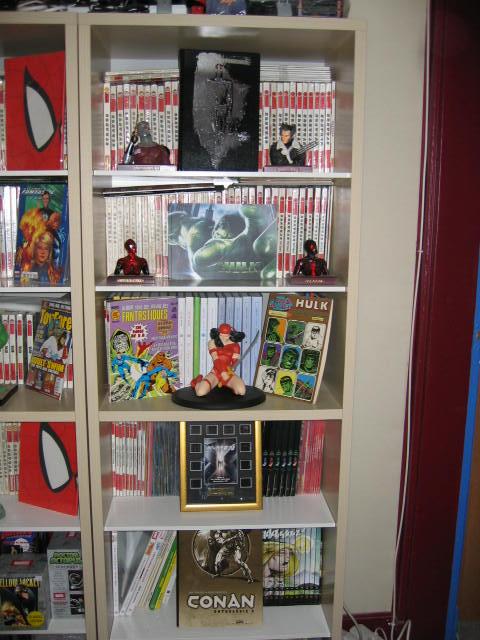 La collection de Hulk Collec16