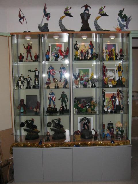 La collection de Hulk Collec20