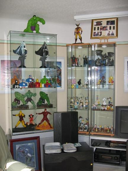 La collection de Hulk Collec23
