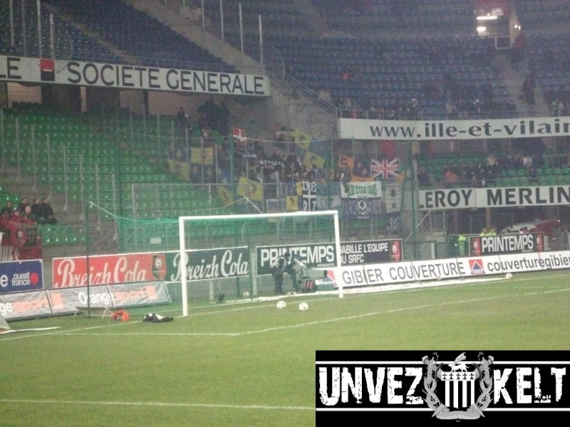 RED STAR - GANG GREEN Rennes11