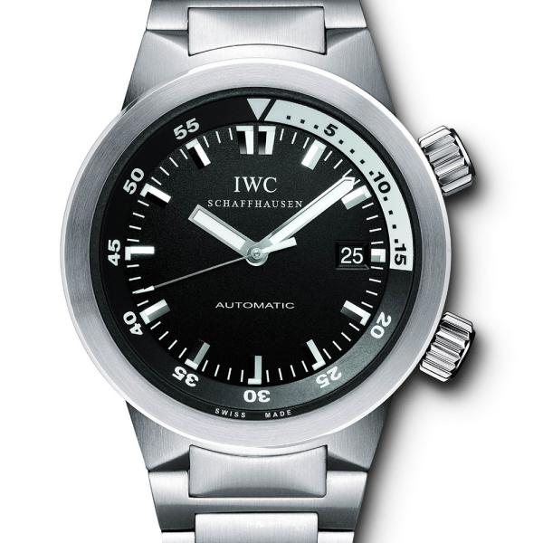 Le coup de griffes du soir - IWC Aquatimer Iwc-iw10