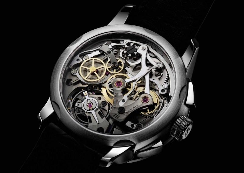 News - Masterpiece Le Chronographe Squelette Mlsq210
