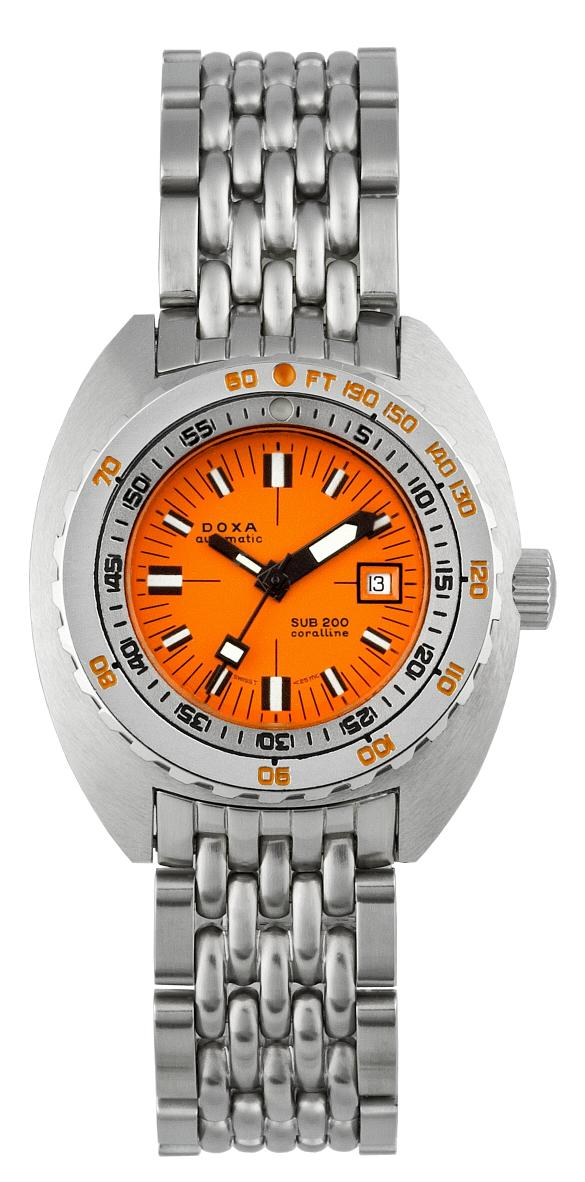 News - Doxa SUB 200T version femme Subwom10