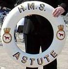 Sous-marin d'attaque HMS ASTUTE Astute10