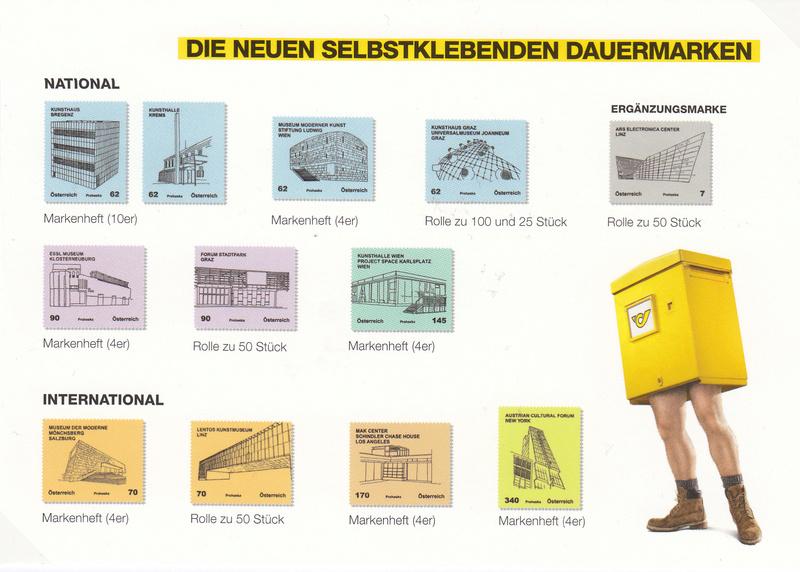 Postdienst – Service des postes - Postdienstkarten - Österreich Img10