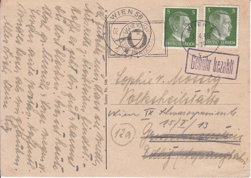 Österreich im III. Reich (Ostmark) Belege - Seite 12 Img111
