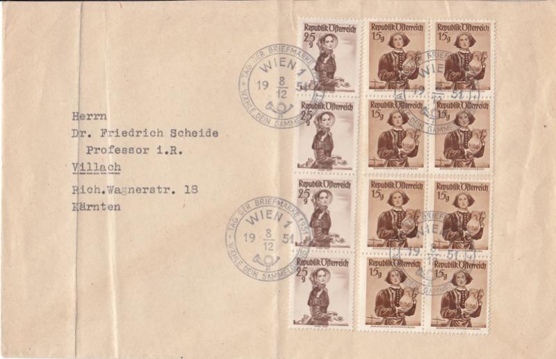 Trachtenserien ANK 887 - 923 und 1052 - 1072 Belege - Seite 10 Img36