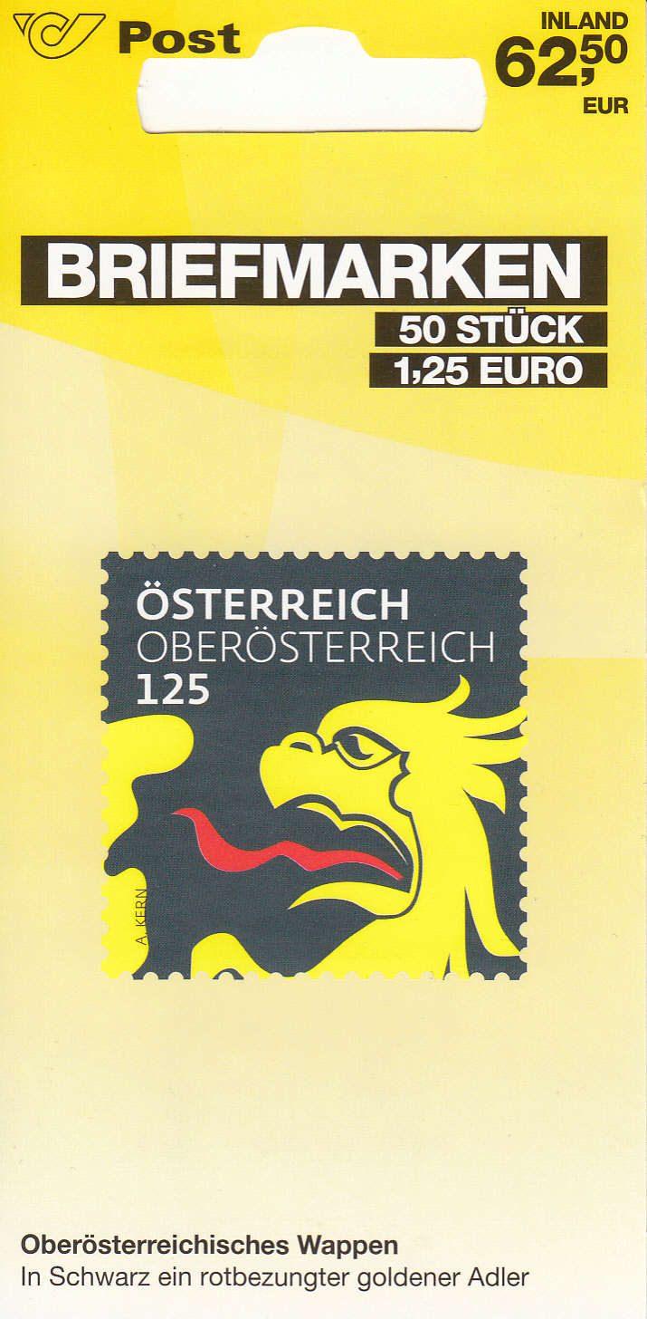 "Freimarkenserie ""Heraldik"" ab 1. Jänner 2017 Img40"