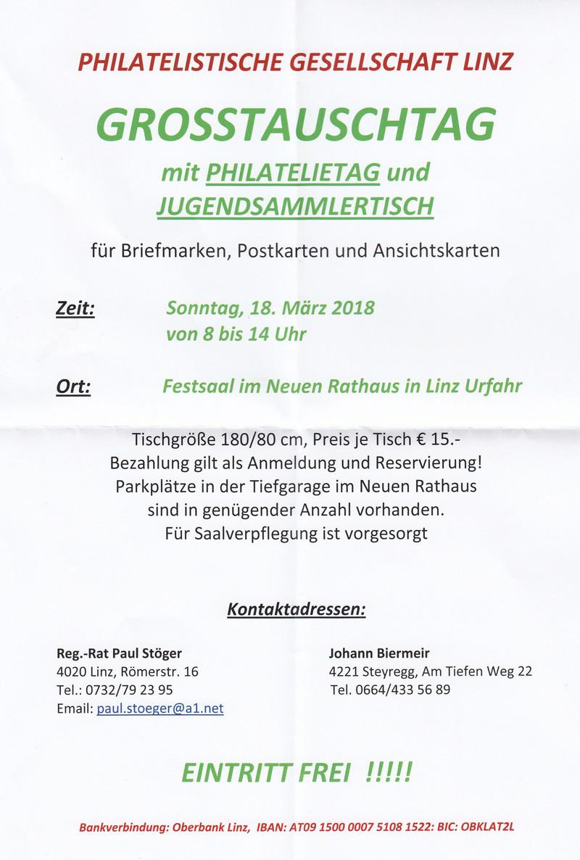 Großtauschtag in Linz am 18.03.2018  Img75