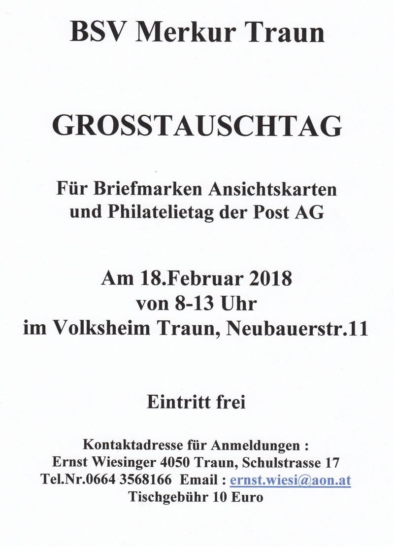 Großtauschtag in Traun 18.02.2018 Img79