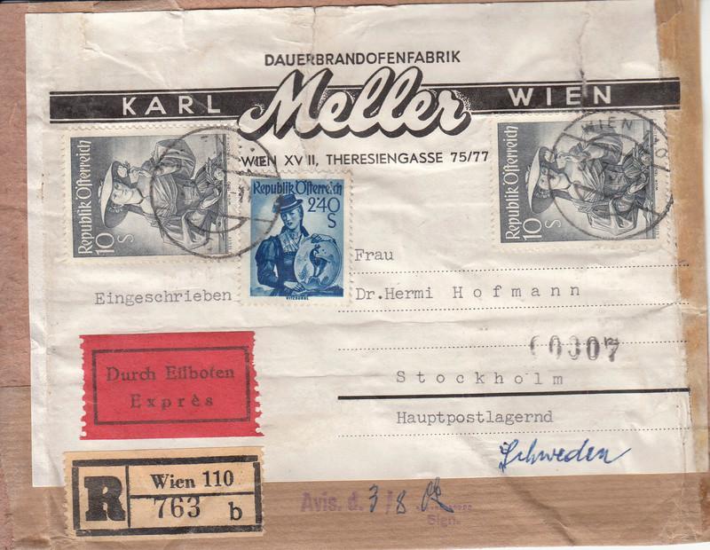 Trachtenserien ANK 887 - 923 und 1052 - 1072 Belege - Seite 11 Img85