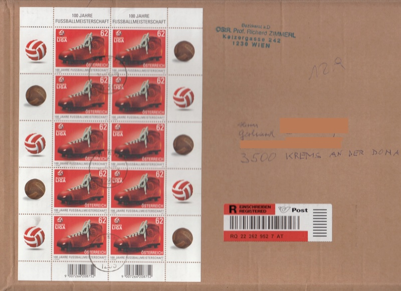 Sammlung Bedarfsbriefe Österreich ab 1945 - Seite 9 Img96