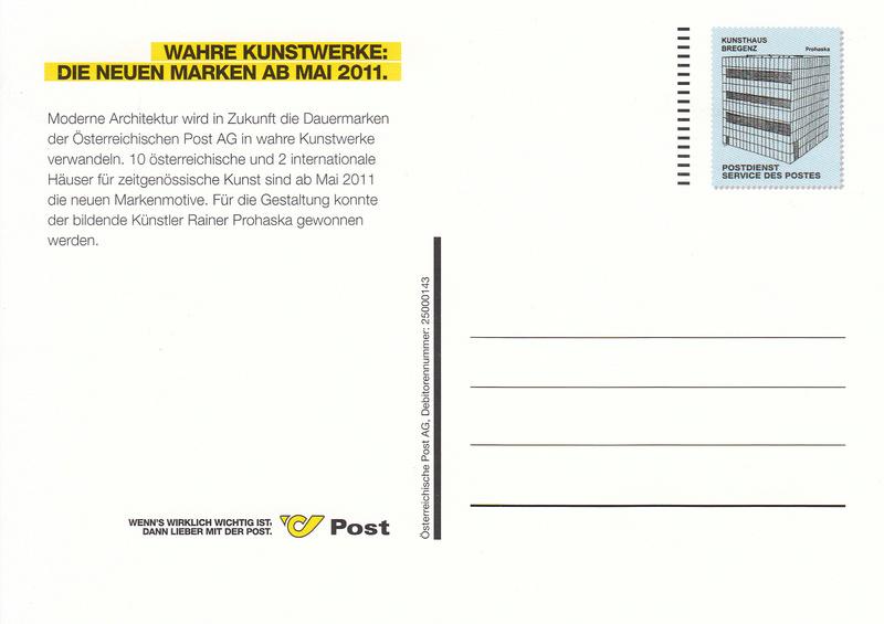 Postdienst – Service des postes - Postdienstkarten - Österreich Img_0010