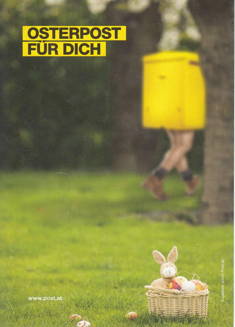 Postdienst – Service des postes - Postdienstkarten - Österreich Img_0011