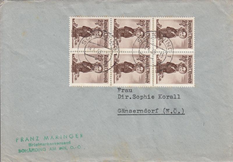 Trachtenserien ANK 887 - 923 und 1052 - 1072 Belege - Seite 10 Img_0055