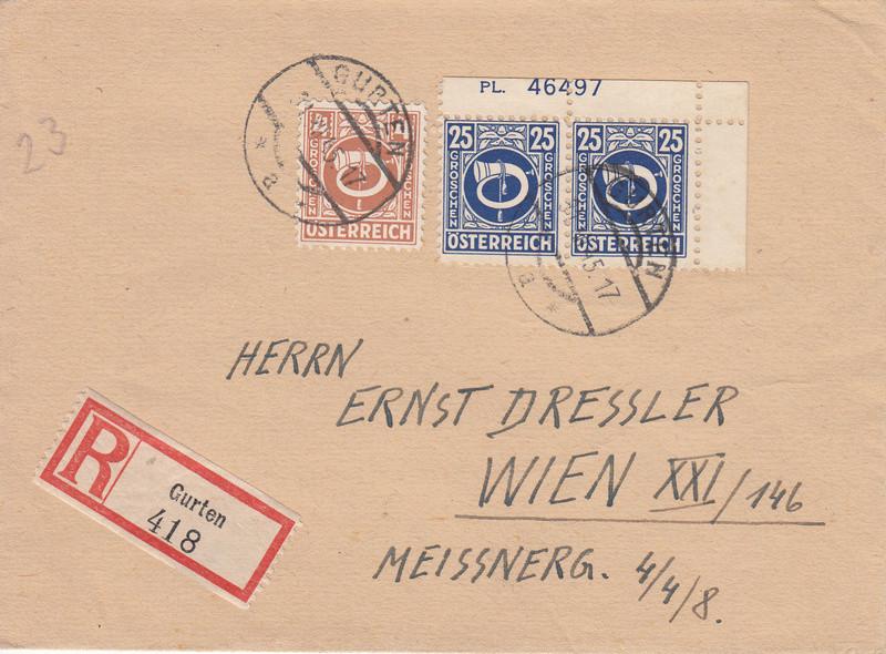 Posthornzeichnung  -  ANK 697-713  -  Belege - Seite 4 Img_0117
