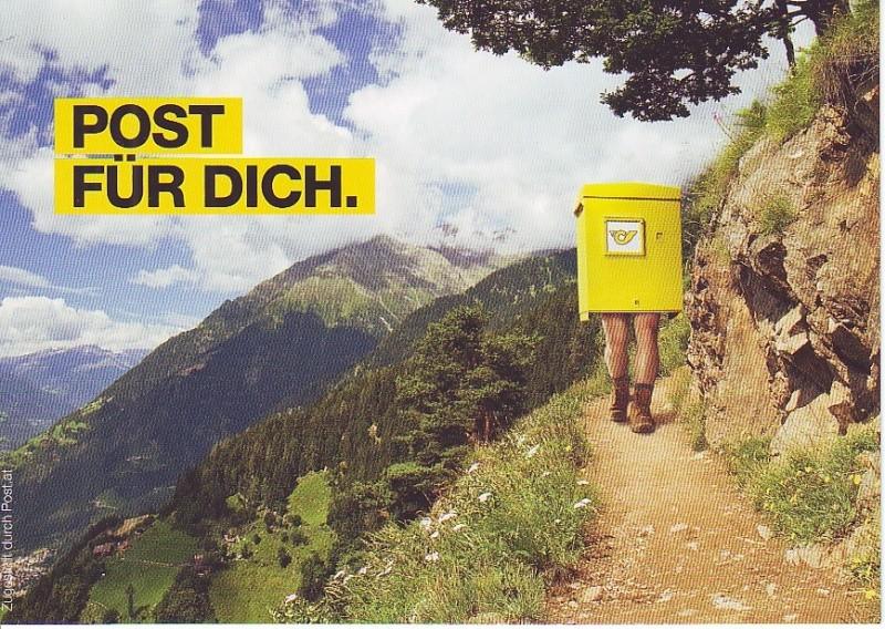Post-Werbekampagne 2010 Postka11
