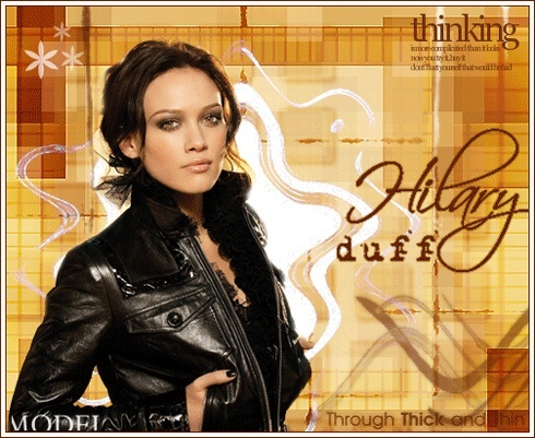 Hilary Duff 97930510