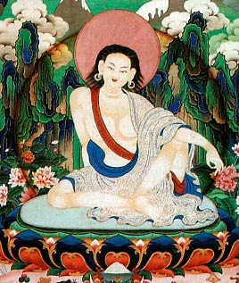 Homage to Milarepa. Milare10